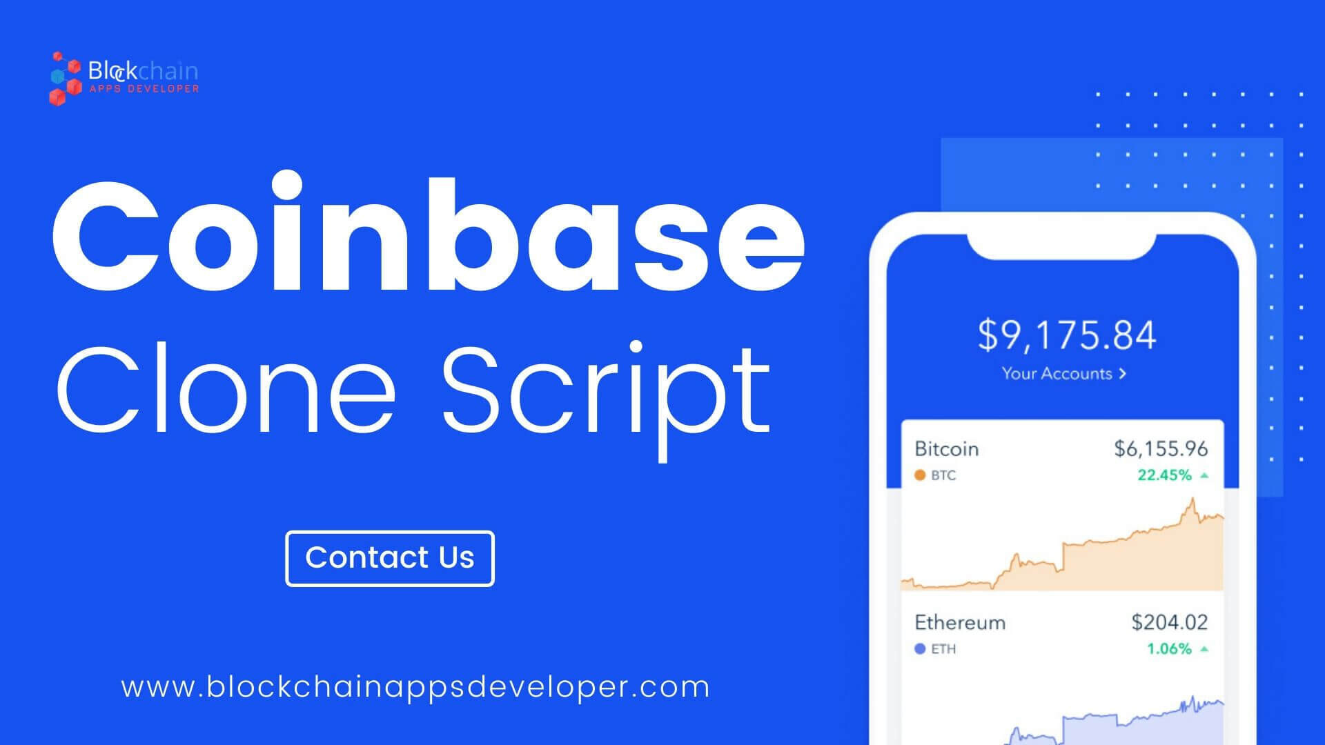Coinbase Clone Script To Start Cryptocurrency Website Like Coinbase