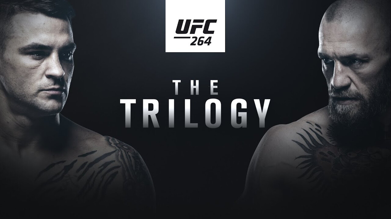 UFC 264 Fight – Everything you Need to Know
