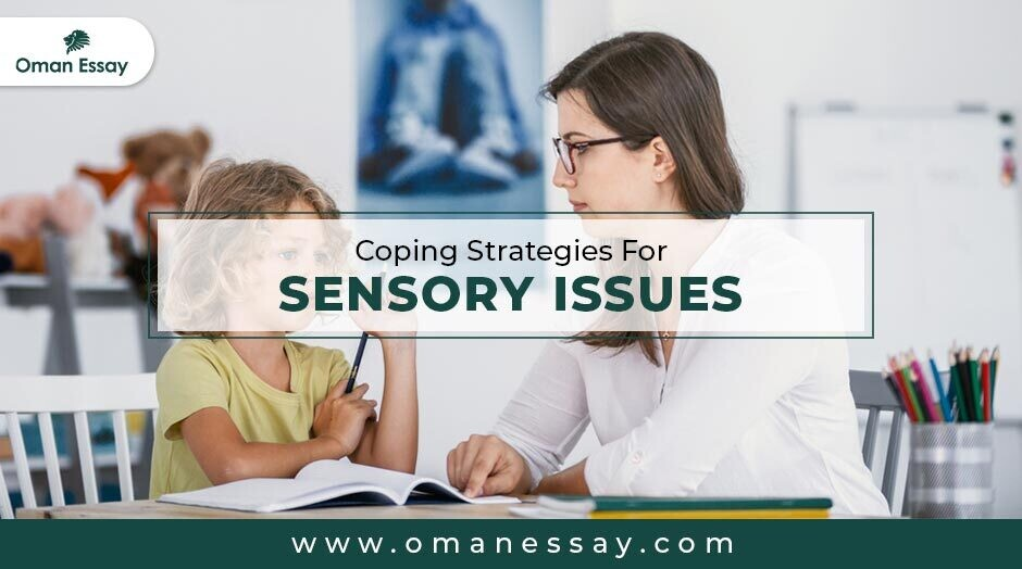 Coping Strategies For Sensory Issues