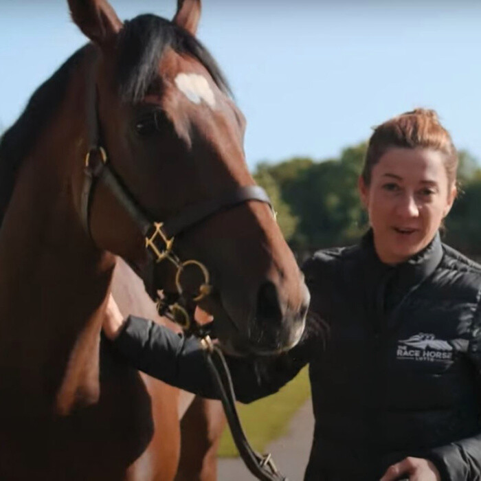 Fulfil a dream and win a racehorse for an entire year with the brilliant Racing League raffle