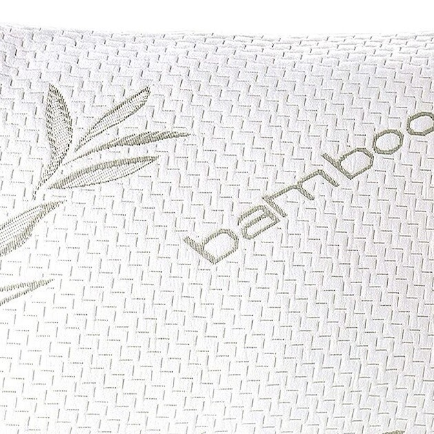Memory foam pillows are bamboo cooling pillow not only cheap but also durable.