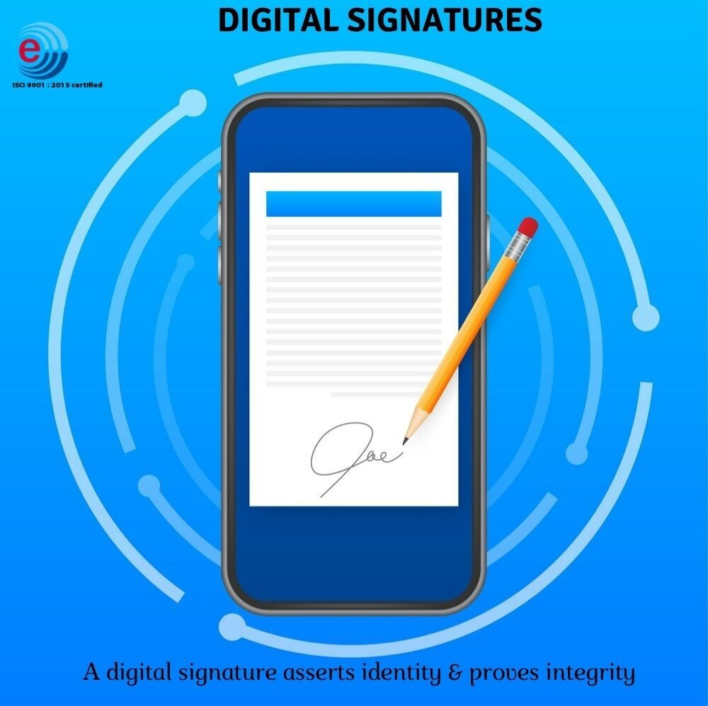 Why one should have Digital Signature Certificate?