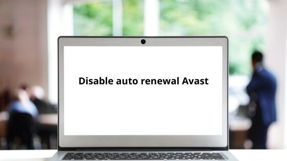 Incapacitate the auto-renewal service and subscription