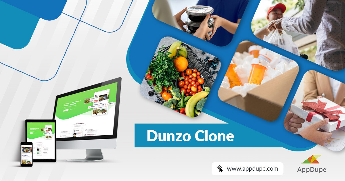 Become the new leader of hyperlocal delivery by launching the Dunzo clone