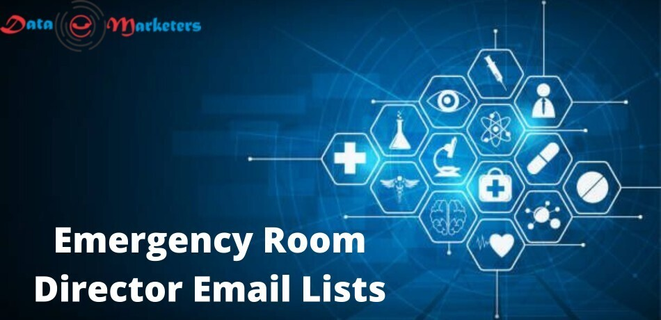 ER Clinical Director Email List   Data Marketers Group