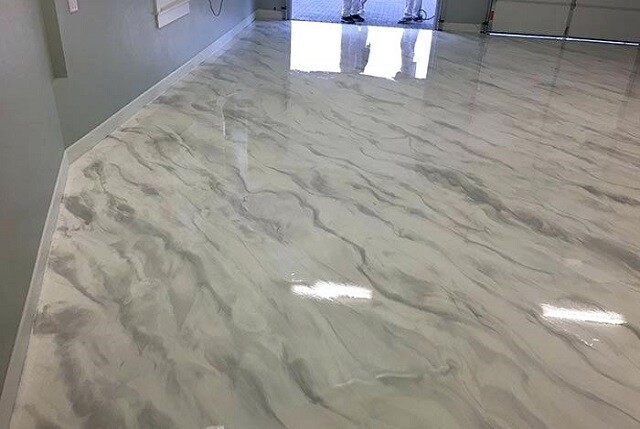 Why Stone Epoxy Flooring Is A Great Choice