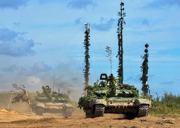The main task of the Zapad-2021 exercise