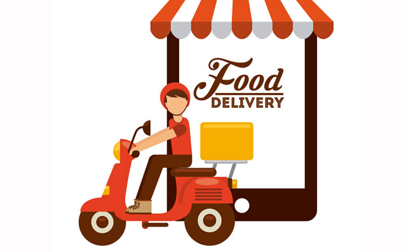 Food Delivery Logistics - Setting up of global network of supply chain for quick delivery further supplement the growth of the market.