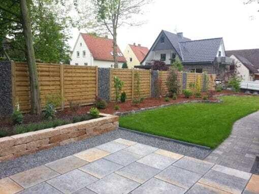 Garten und Landschaftsbau Dienstleistungen in Osnabrück mit Gartenbau Harbolla