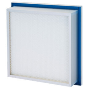 Gel-seal MiniPleat HEPA Filters