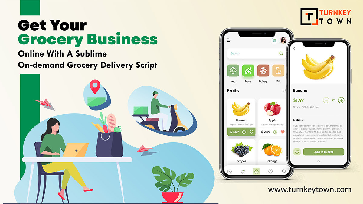 Create Grofers clone app to Double Sale on your Online Grocery Delivery Business