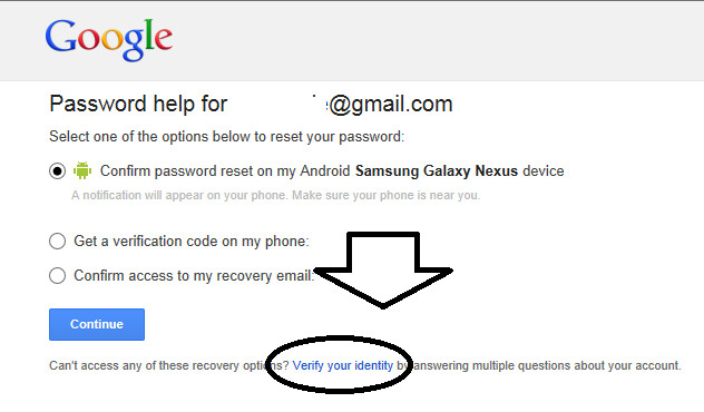 How to Recover Google Account Without Security Questions?