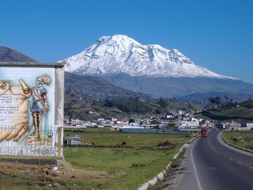Chimborazo_ ecuador