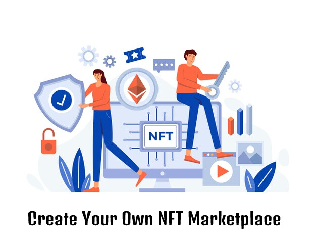 Create your own NFT Marketplace with high-end features to attract global users
