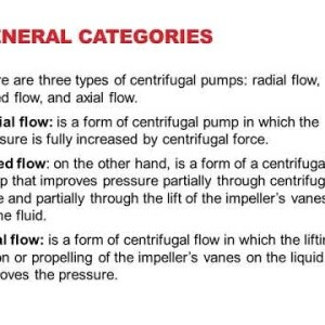 What to Know About Centrifugal Pump