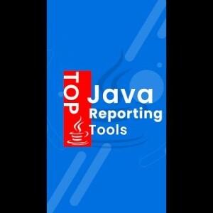 Java Reporting Tools