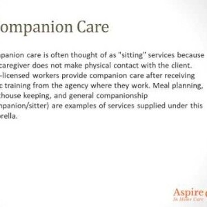 What Can Home Care Services Do For You