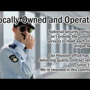 Security Guard Company in Houston Texas