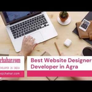 Best Website Designer and Developer in Agra