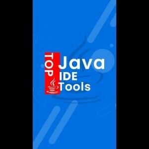 Top Java IDE tools #shorts