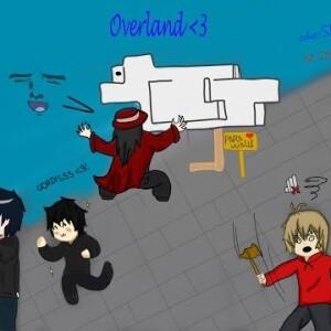 Overland - Recuerdos del server