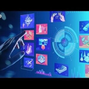 EDIIIE – Technology and Innovation Showreel    AR VR MR Company