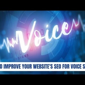 How to Improve Your Website's SEO for Voice Search