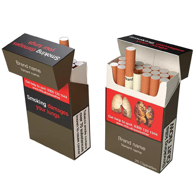 Why it is Important to Get Customized a Solution for the Blank Cigarette Boxes Items?