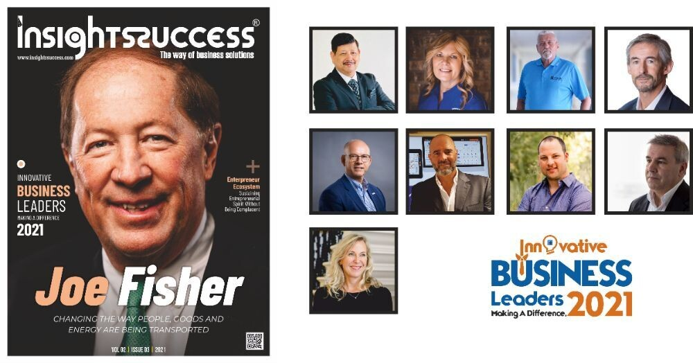 Innovative Business Leaders Making a Difference, 2021