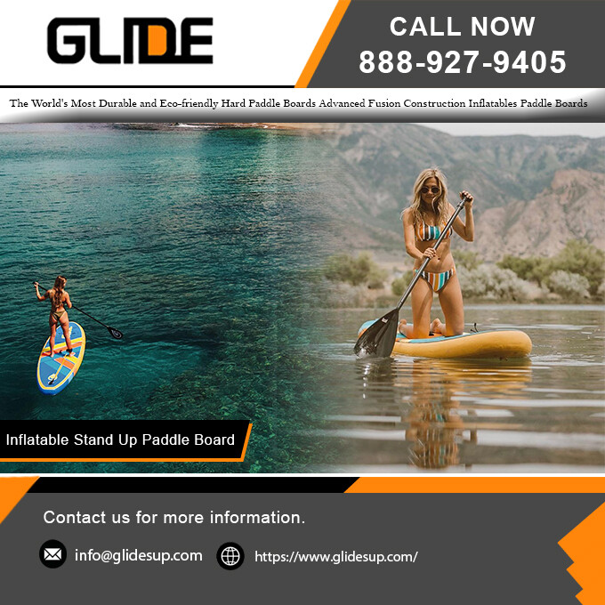 Best Inflatable Paddle Board Glide SUP |  Paddle Boards | Inflatable Paddle Board