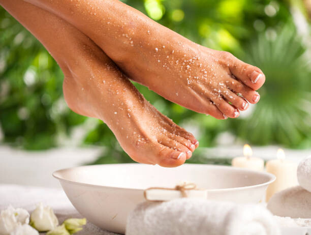 Health Benefits of a Foot Spa