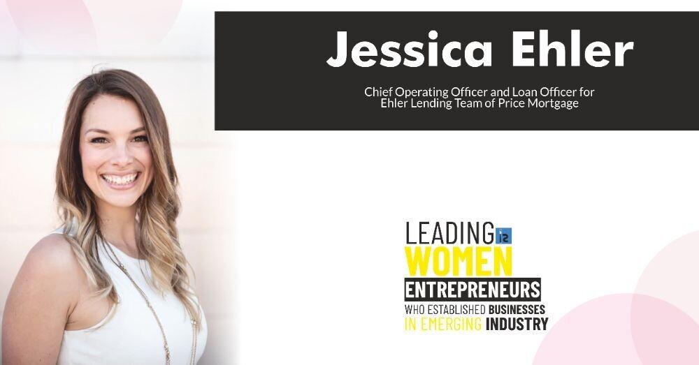 Jessica Ehler - InsightsSuccess