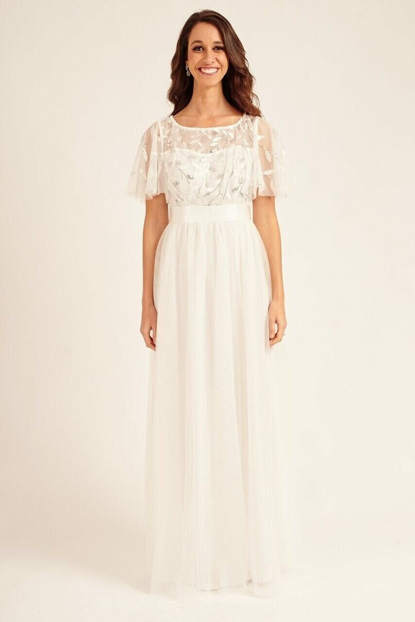 White Plus Size Dresses at Best Prices