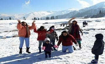 Book Your Kashmir Holiday Packages