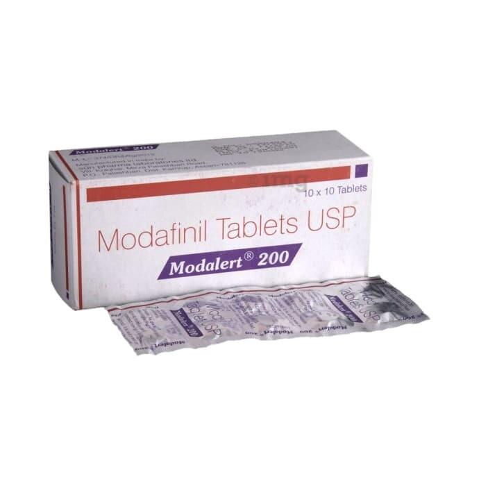 how long does Modalert 200mg of modafinil last?