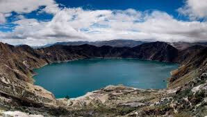 Laguna de quilota_ ecuador