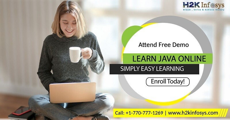 Learn Java Course Online