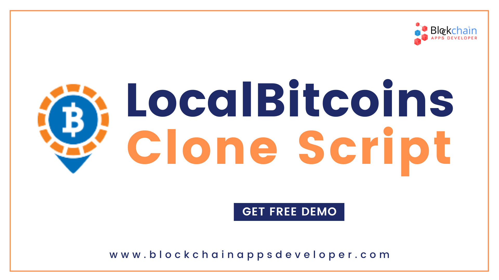 Launch your Cryptocurrency Exchange with LocalBitcoins Clone Script