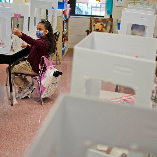 New Jersey's governor orders universal masking in schools, staking a position on an issue dividing the U.S.