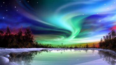 Aurora boreal un fantástico espectáculo