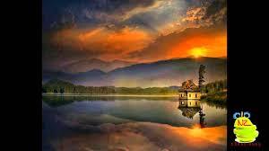 Un amanecer intenso lo mejor que hay en la vida