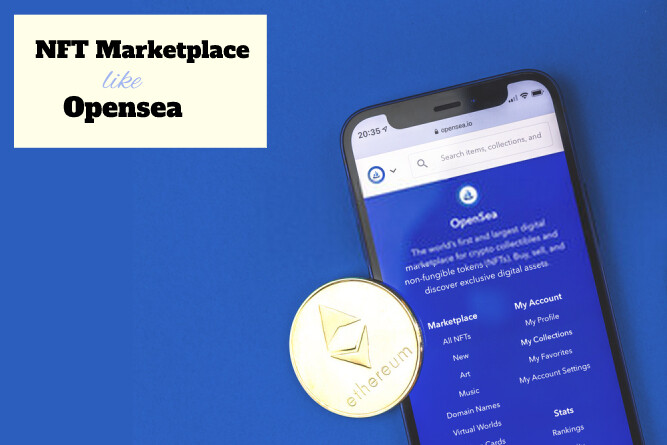 Build your own NFT Marketplace like Opensea | NFT Platform SolutionBuild your own NFT Marketplace like Opensea | NFT Platform Solution