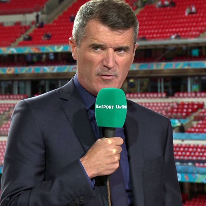 Man Utd legend Roy Keane writes off club's chances of winning Premier League and is 'worried' about midfield