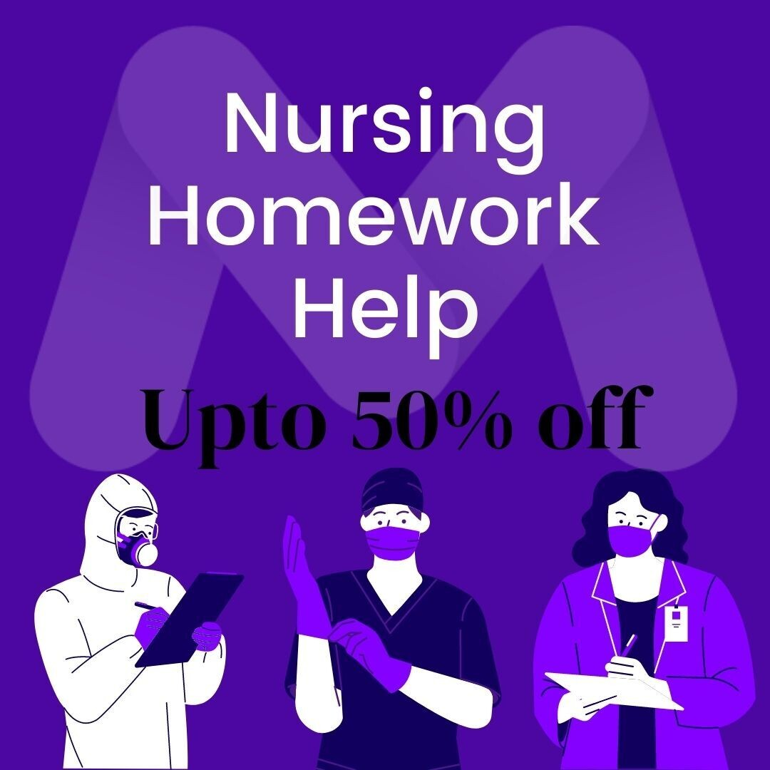 Now Nursing Homework Help Available In The US