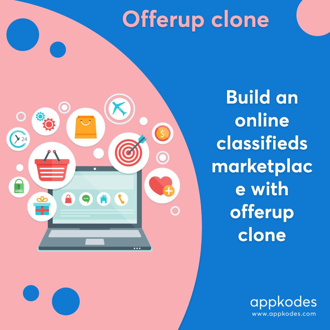 Readymade offerup clone script