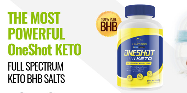 One Shot Keto Advanced Weight Loss Formula In The Market!
