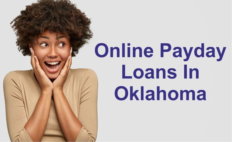 Online Payday Loans In Oklahoma - Easy Qualify Money