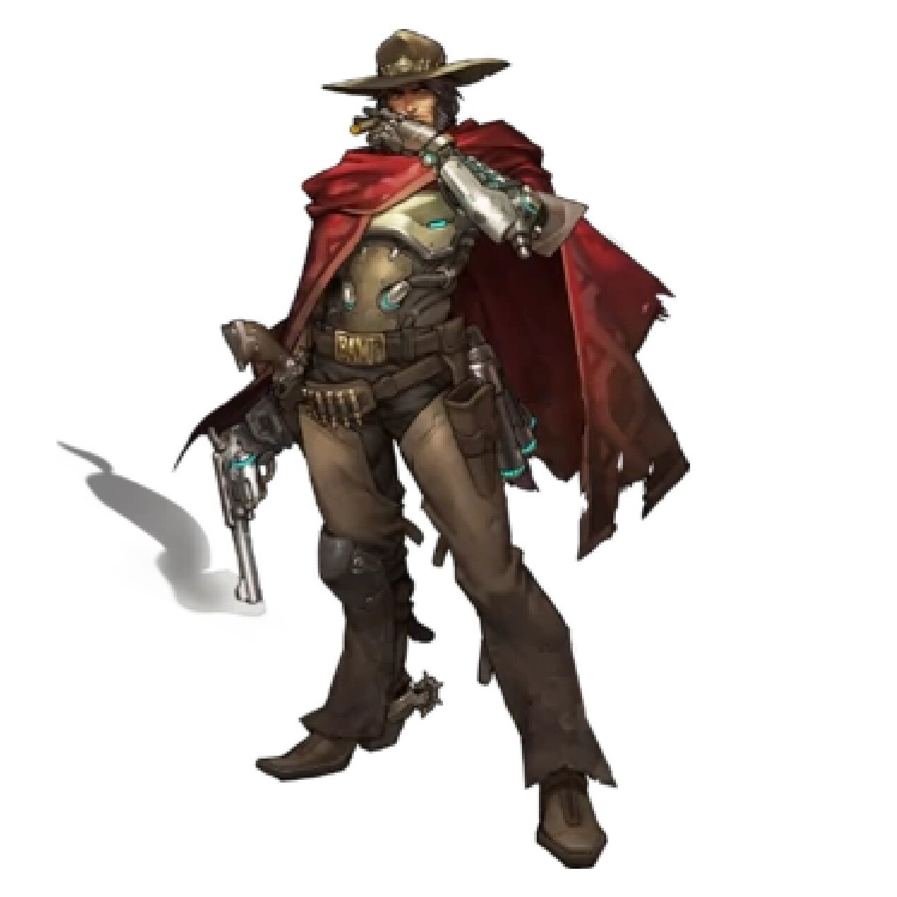 'Overwatch' character McCree is getting a name change