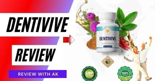 Dentivive - Read Reviews, Benefits, Price & Ingredients
