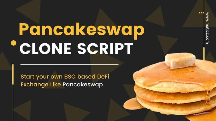 How to Start a DEX like PancakeSwap on Binance Smart Chain